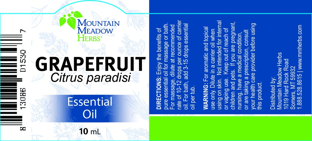 Grapefruit Essential Oil (10 mL.)