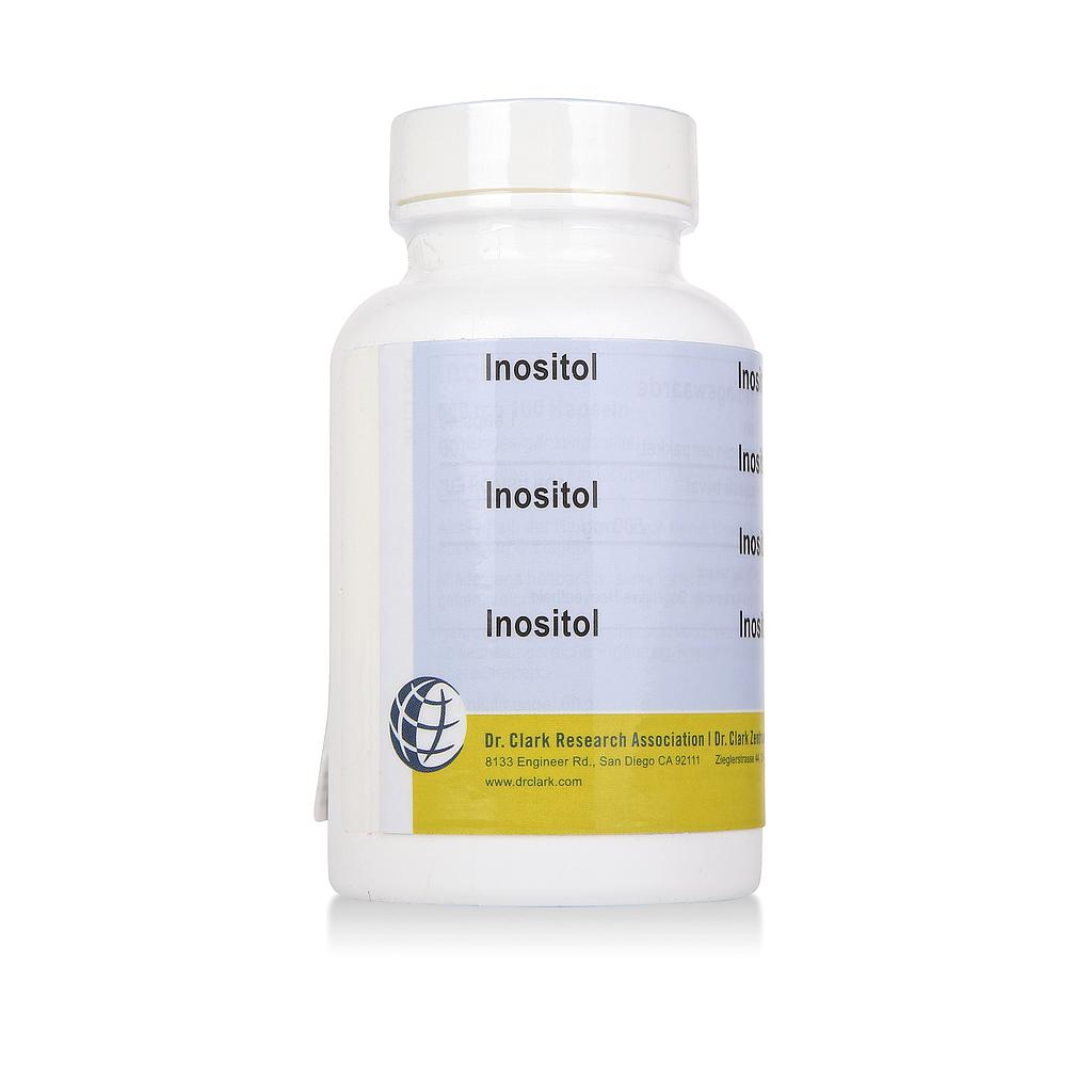 Inositol, 500 mg 100 capsules