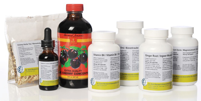 Complete Kidney Cleanse (incl. Vitamin B6 21 mg)