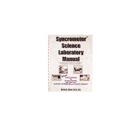 "[BUCH_LAB_MANUAL] Buch ""Synchrometer Science Laboratory Manual"" von Dr. Hulda Clark (englisch)"