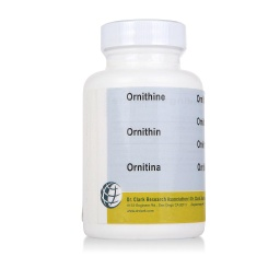[ORN100] Ornithine, 500 mg 100 capsules